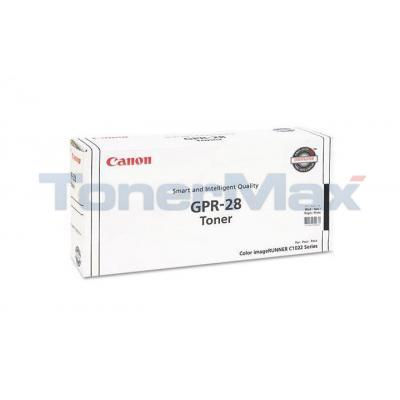 CANON COLOR IR C1022 TONER BLACK